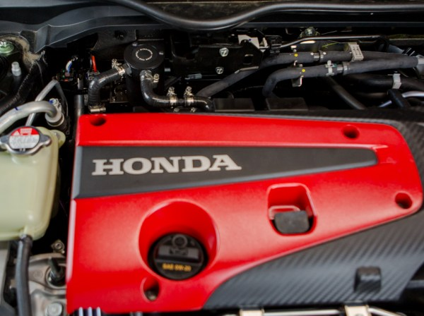 It's almost like Honda had us in mind when they were placing their PCV system leaving ample space in the engine bay right in line with the stock hoses.