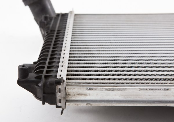 Even with the large surface area, the stock intercooler still lacks the extra assistance from thickness. The perfect combination of surface and volume are what make these heat exchangers operate better.