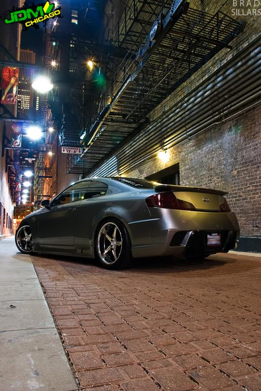 project x chad rapper infiniti g35 coupe