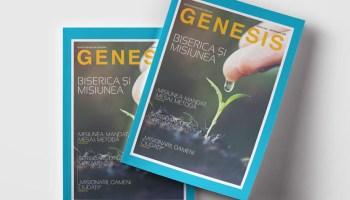 Revista Genesis #43 – septembrie 2019