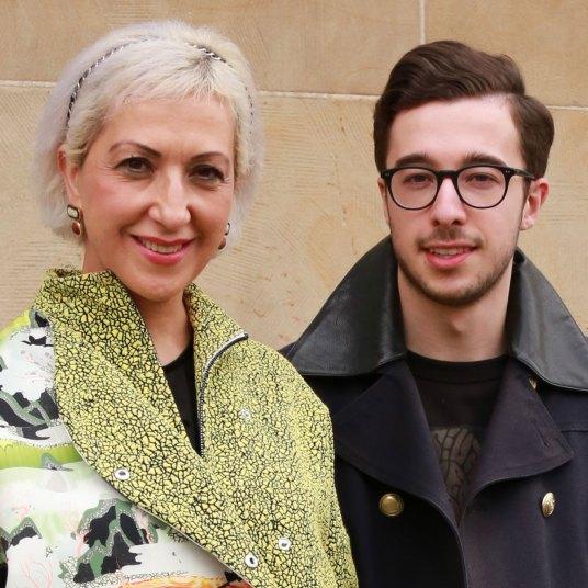 Moeder & dochter en moeder & zoon