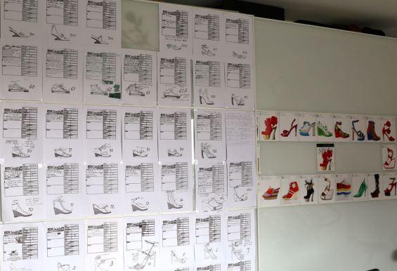Een kijkje achter de schermen: schoenontwerper Jan Jansen