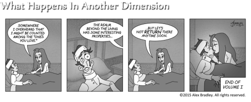 What Happens In Another Dimension