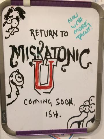 Return to Miskatonic U