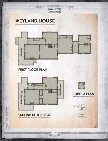 Weyland House Plan
