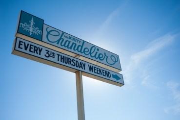 The Rusty Chandelier