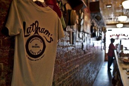 Latham's Hamburger Inn