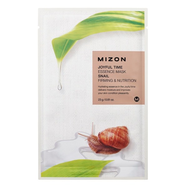 Mizon Joyful Time Essence Mask SNAIL kasvonaamio