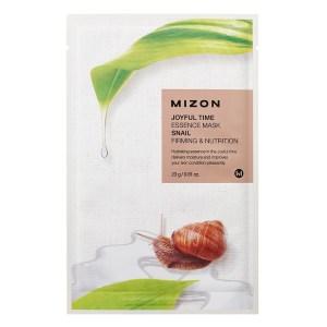 Mizon Joyful Time Essence Mask SNAIL kasvonaamio