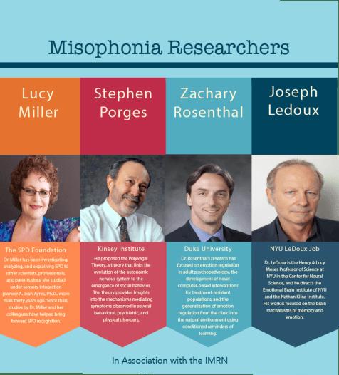 misophonia researchers