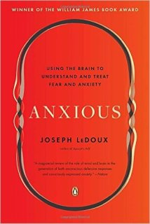 "Anxious By Dr. Joseph E. LeDoux ""A rigorous, in-depth guide to the history, philosophy, and scientific exploration of this widespread emotional state . . . [LeDoux] offers a magisterial review of the role of mind and brain in the generation of unconscious defense responses and consciously expressed anxiety. . . . [His] charming personal asides give an impression of having a conversation with a world expert."" —Nature"