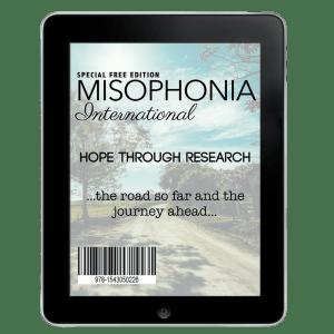 misophonia research magazine