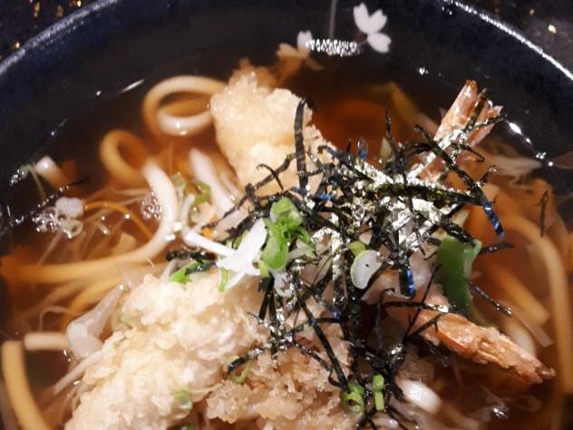 Shrimp Tempura Udon