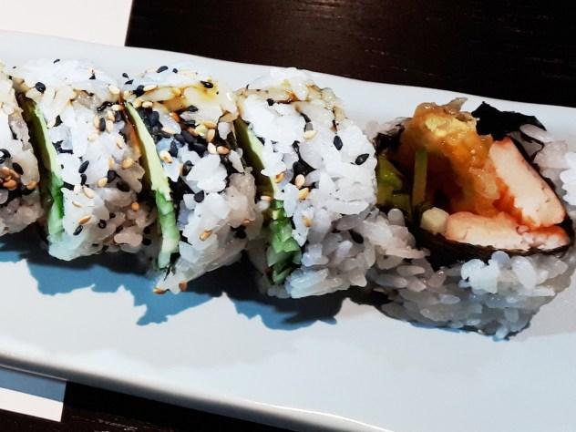 Crispy Calamari Roll