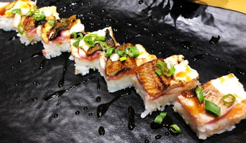Aburi Sushi (Flame Seared Sushi)