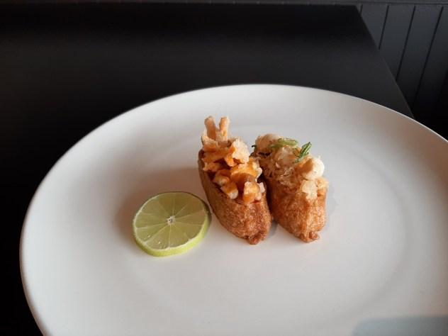 Fried Tofu Sushi