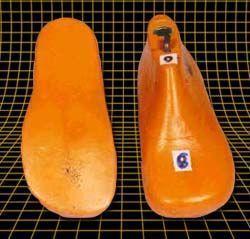 Qué es el calzado de horma recta