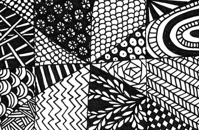Zentangle For Kids Mispillion Art League
