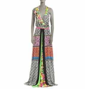 Etro Femme 152124313800 Multicolore Soie Robe