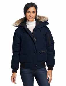 Canada Goose Chilliwack Jacket – Navy
