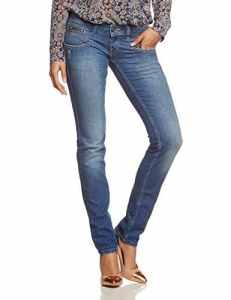 Freeman T.Porter Alexa – Jeans – Slim – Femme – Bleu (Niagara) – W31/L32 (Taille fabricant: W31/L32)