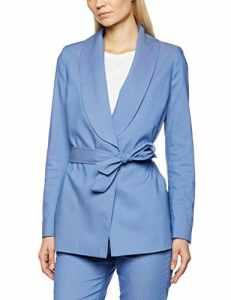 GESTUZ Izzie, Veste de tailleur, Blau (Julian New Blue 90256), 42