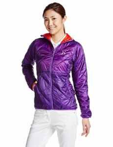 Haglöfs veste l.i. m pro barrier s15 à capuche pour femme XS Violet – Violet