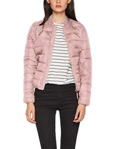 Jennyfer PM2ZELLY, Manteau Femme, Rose (Rose Clair), Small (Taille Fabricant: S)