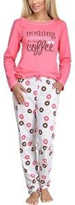 Merry Style Pyjama Femme 1003 (Rose, XL)