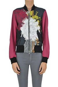 Dries Van Noten Femme Mcglcsg03031e Multicolore Coton Sweatshirt