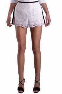 Philosophy Femme A03107211 Blanc Coton Shorts