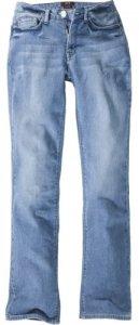 H.I.S Jeans Mara His Jean pour W305B. Blea 101–10–516différentes tailles – Bleu – 34W x 33L