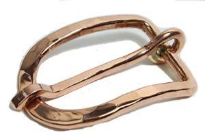 Schaepers Kaleidoskope – Boucle de ceinture – Femme cuivre – – Large