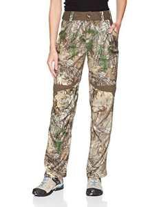 Rocky Femme SilentHunter Camo Pantalon Cargo, Femme, 602440, Realtree Extra Camouflage, Moyen