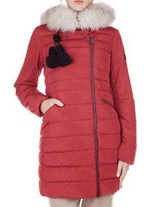 Peuterey PED3039 01191119 Manteaux Femme Rouge 40
