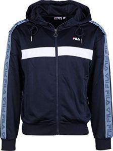 Fila Teela Track Hooded Zip, Veste Sport – M