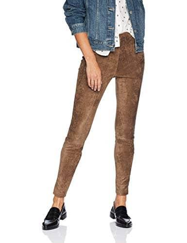 BB Dakota Femme BH303007 Leggings – Marron – Taille M