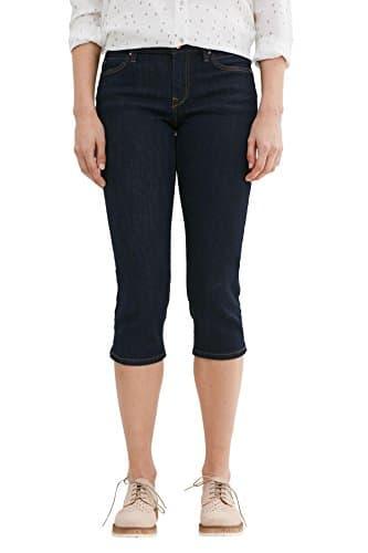edc by Esprit 037cc1b041 Jeans Femme, Bleu (Blue Rinse) W29 (Taille Fabricant: 29)