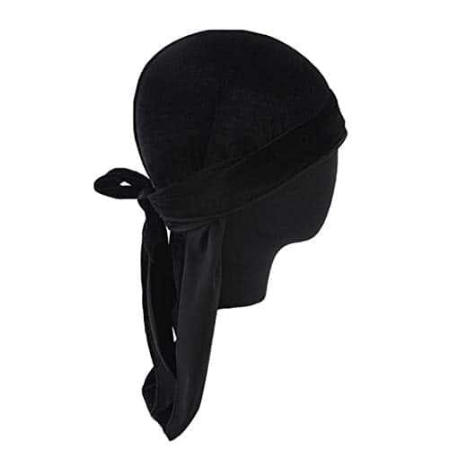Dihope, Unisexe Casque de Moto Turban Head Scarf Headwraps en Plein air Bonnets Headwear Hip-Hop Chapeau de Sports Cap Bandeau Vélo