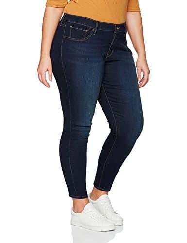 Levi's – 19644 – Jeans (Plus Size) – Femme – Bleu (Vast Sky Plus) – 22 L