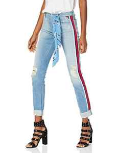 Replay Vivy, Jean Slim Femme, Bleu (Light Blue 10), W27/L28 (Taille Fabricant: 27)