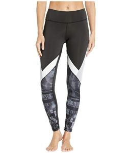 Reebok Femme, Femme, Workout Ready Paneled Legging, Noir, X-Small