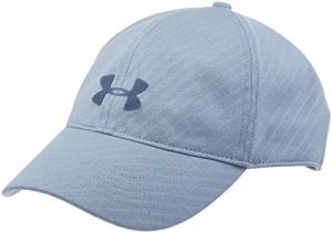Under Armour Women's Printed Renegade Cap, Washed Blue (420)/Clear, One Size