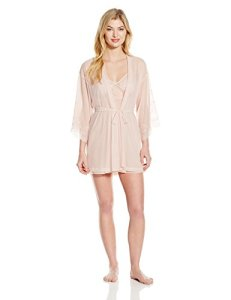 Natori Women's Ophelia Robe, Rose, X-Large