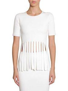 Alexander Wang Femme 119075S17yn1723106 Blanc Coton T-Shirt