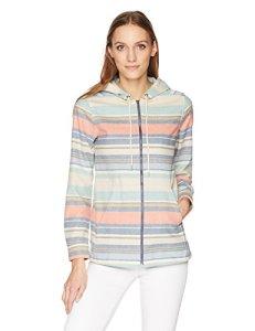 Pendleton Femme TM236 Sweat à capuche – multicolore – Taille S
