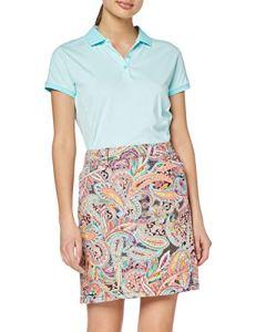 BRAX Golf Salla Casucal Cotton Rock Jupe, (Orange 48), 46 (Taille Fabricant: 44) Femme