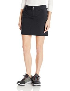 Columbia Saturday Trail Jupe-short Femme, Black, 40