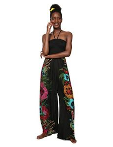 Desigual Dress Swimwear Dalila Woman Black Combinaison, Noir (Negro 2000), M Femme