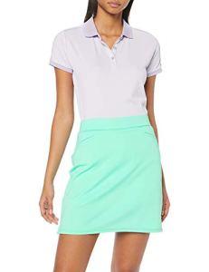 BRAX Golf Sina X3 Flex Rock Dehnbund Jupe, Turquoise (Türkis 27), 38 (Taille Fabricant: 36) Femme